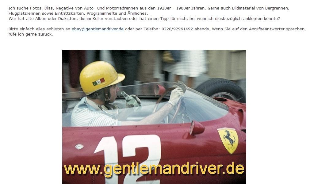 Gentlemandriver.de